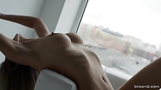 Hot babes teasing in this POV video compilation