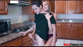 MOM, I wish my GF could fuck me like this!