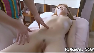 Skinny nymph is always ready to get her pussy gratified