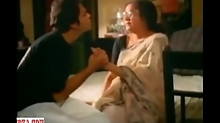 Indian mom and son hot kiss